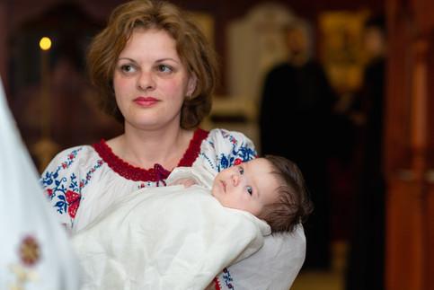 nasa cu bebe la botez, belgia