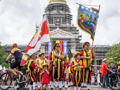 Cum arata Bruxellul de ziua nationala a Belgiei