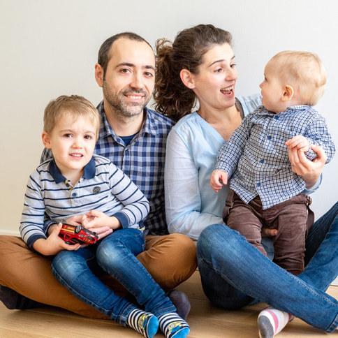 portret de familie