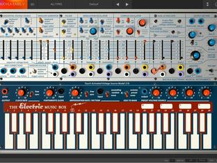 Sound Design Arturia Buchla Easel V