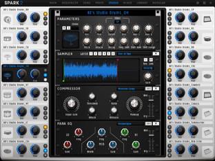 Sound Design Arturia Spark V2