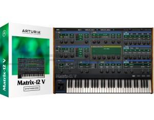 Sound Design Arturia Matrix-12 V