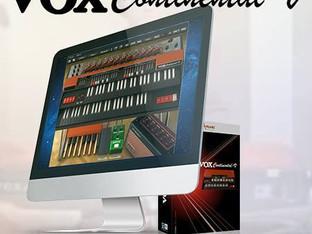 Sound Design Arturia Vox Continental-V