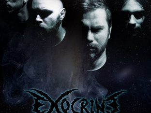 "Final Mix and Mastering for the new Exocrine album "" Ascension """