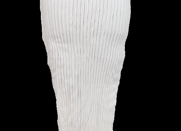 Multi-use Pleated Silk Skirt/Top