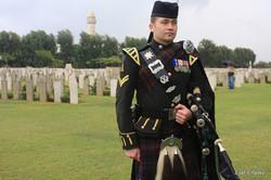 יום הזיכרון לחיילים הבריטים . רמלה