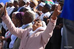 חג הסיגד של יוצאי העדה אתיופית