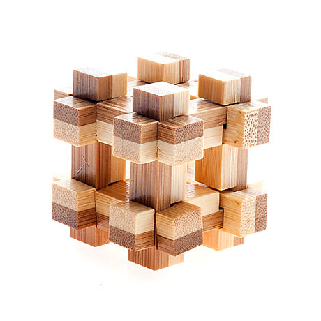 komplizierte Puzzle