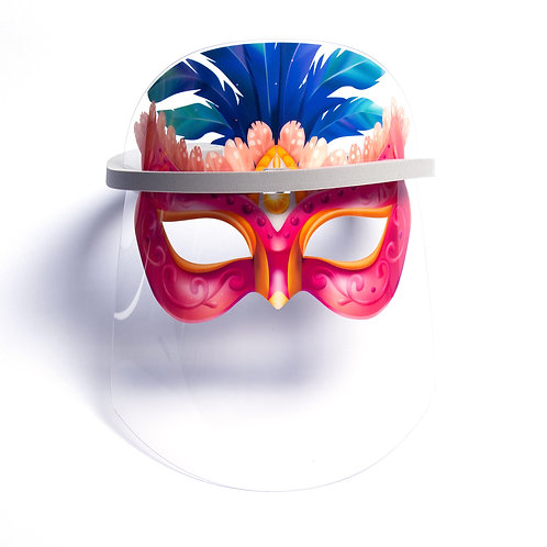 Red Masquerade Pal