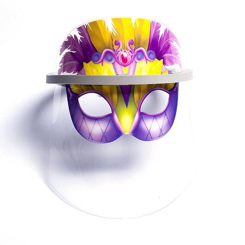 Purple Masquerade Pal