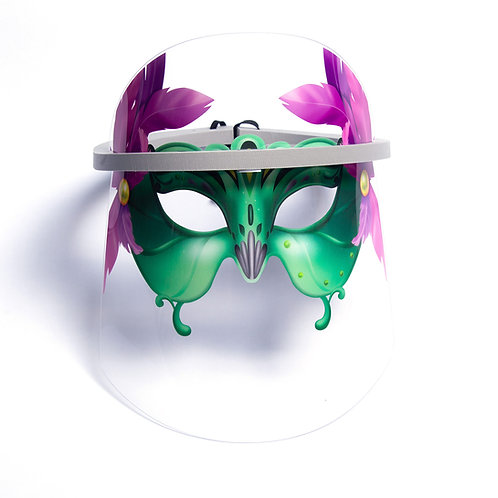 Green Masquerade Pal