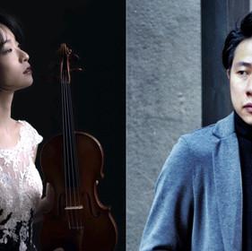 「ヴァイオリンと尺八の邂逅」                                      by 長谷川将山/山口真由夏