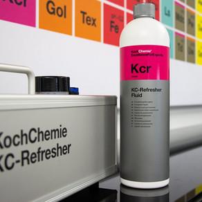 KC-Refresher effektiv gegen Coronaviren – die Koch-Chemie Lösung
