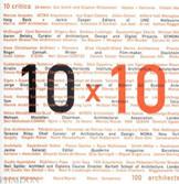 10 x 10 / 10 critics, 100 architects | Reino Unido | 2002 | Editorial Phaidon