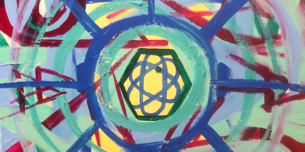 Guided Meditation and Expressing Creativity