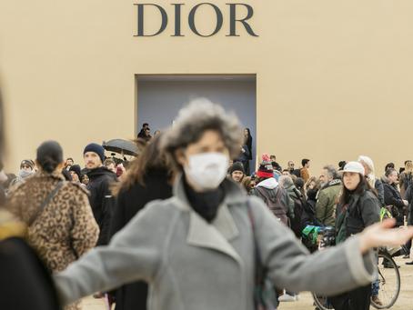 CoVid19, da Gucci a Balenciaga pioggia di dollari per la ricerca