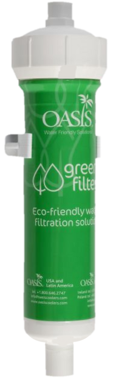 Cartouche en ligne OASIS Green Filter