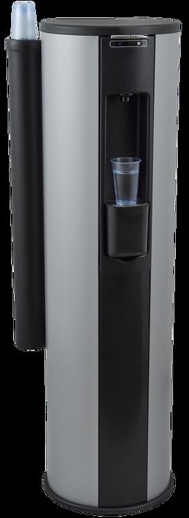 Edafim Fontaine réseau LUMIO avec filtration
