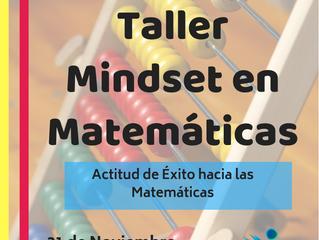 Mindset en Matemáticas (Actitud de Éxito hacia las Matemáticas)