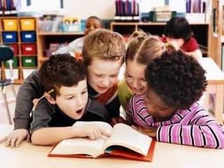 """""""Del Texto a las ideas: desarrollo de vocabulario y comprensión lectora"""" ."""