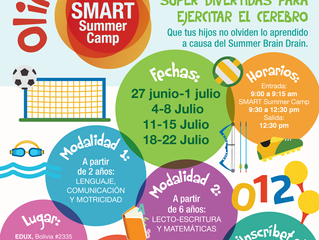 SMART SUMMER CAMP 2016