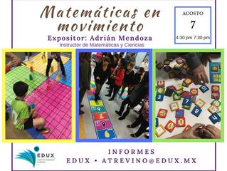 Matemáticas en Movimiento