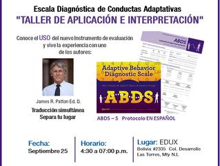 """ABDS-S """"Taller de Aplicación e Interpretación"""""""