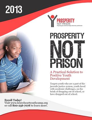 Prosperity Not Prison Registration