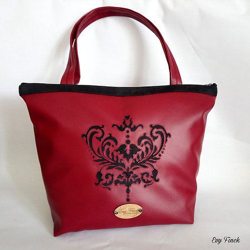 "Sac à main ""Tony"" collection ""couture"""