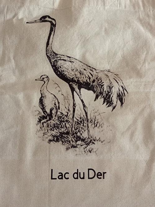 Tote bag Lac du Der