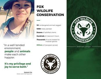 Conservation Brochure