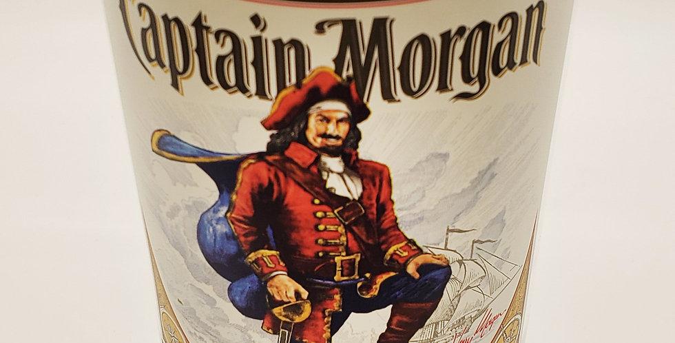 Captain Morgan Rum Candy Dish | Vase | Pen Holder