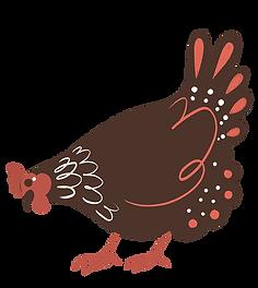maran cartoon chicken