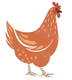 lohmann cartoon chicken