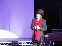 Dom Sutton in Bugsy Malone