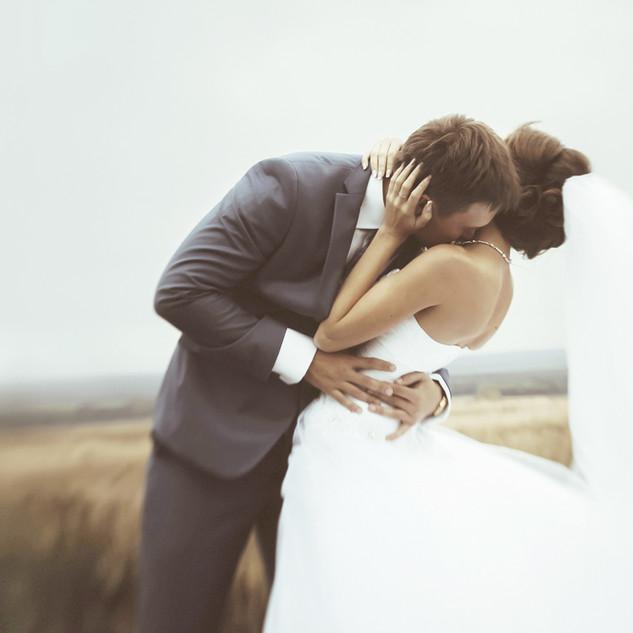 svatební Embrace
