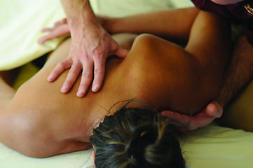 Deep Tissue Massage and Myofascial Therapy improve posture, structural alignemnt, and flexibility. Help relax tight muscules with fascial unwinding. Back Bay Spa offers a medical massage approach to isolate tension and release knots. Good for runners, foot pain, back pain, athletes, and mature bodies.