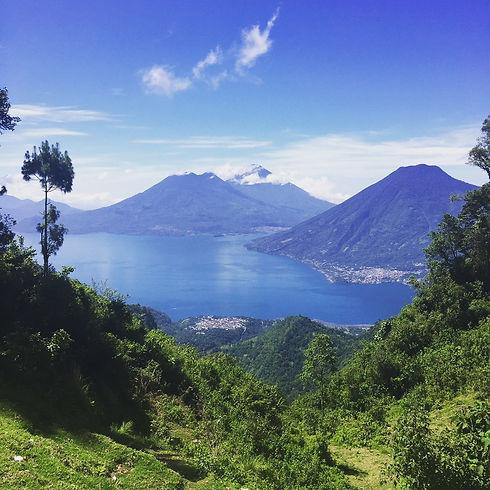 View of Lake Atitan and Volcanoes.jpg