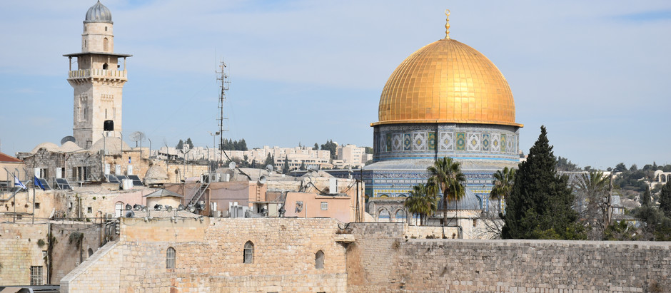 Discover Layers of Complex History in Israel