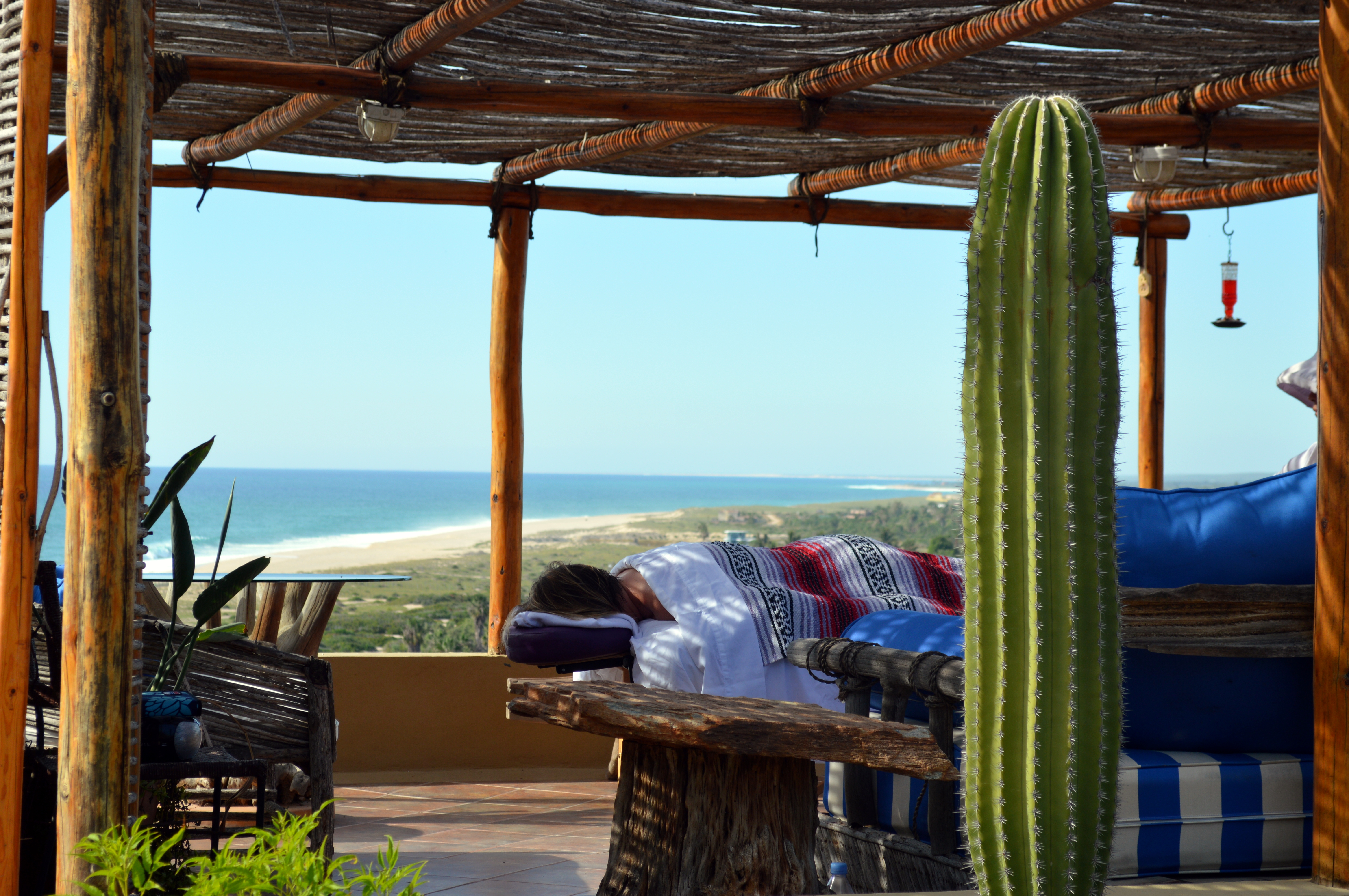 Todos Santos - Mexico - Surfari Massage.