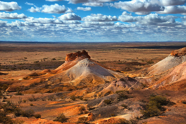 The Breakaways, Coober Pedy, South Austr
