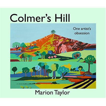 Colmer's Hill, One artist's obsession