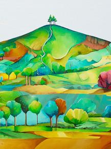Bracken, Colmer's Hill