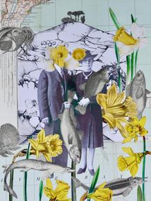 Spring Wedding, Symondsbury