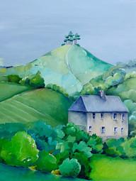 Crepe Farm Cottage, Colmer's Hill