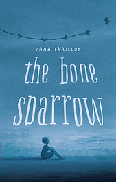 The Bone Sparrow, Australian edition