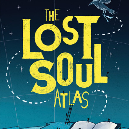 Readings Kids to launch THE LOST SOUL ATLAS!!!