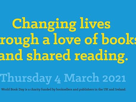 World Book Day!!!