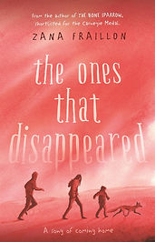 The Ones that Disappeared, Australian edition