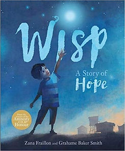 Wisp, A Story of Hope, Picture Book